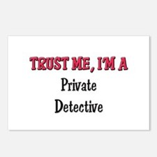 Trust Me I'm a Private Detective Postcards (Packag