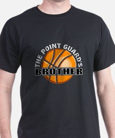 Basketball brother pg T-Shirt