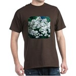 Phlox White Dark T-Shirt