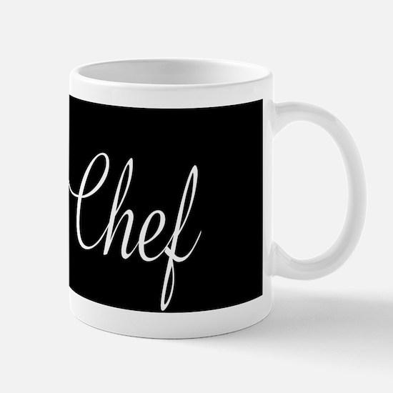 Culinary: Sous Chef (Cursive) Mug