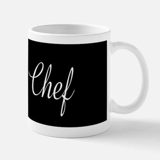 Culinary: Demi Chef (Cursive) Mug