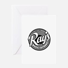 Ray's Music Exchange Greeting Cards