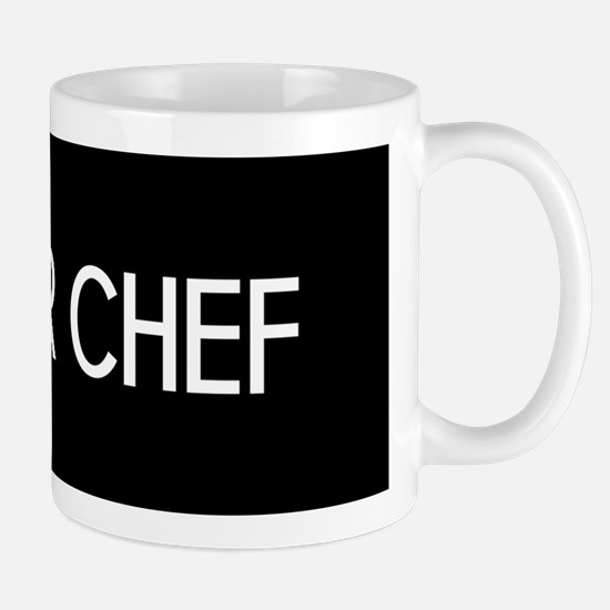 Culinary: Senior Chef Mug