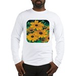 Rudbeckia - Black Eye Susan Long Sleeve T-Shirt