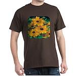 Rudbeckia - Black Eye Susan Dark T-Shirt