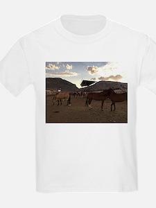 The Cody Wyoming Broncos T-Shirt