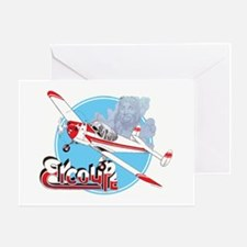 ERCOUPE Greeting Cards
