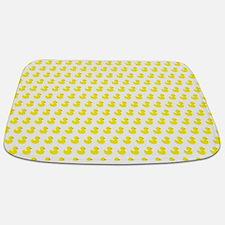 Rubber Ducky Pattern Bathmat