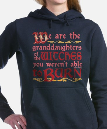 Granddaughters of Witches Sweatshirt