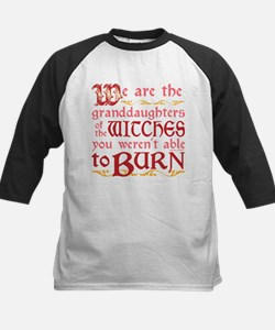 Granddaughters of Witches Baseball Jersey