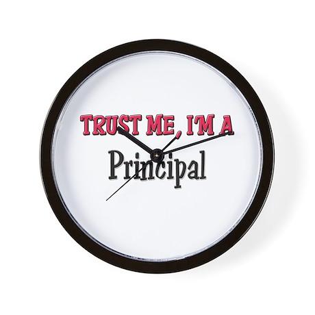 Trust Me I'm a Principal Wall Clock