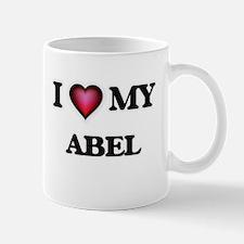 I love Abel Mugs