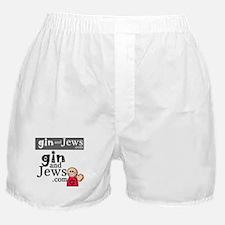 GinAndJews.com Boxer Shorts!