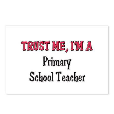 Trust Me I'm a Primary School Teacher Postcards (P