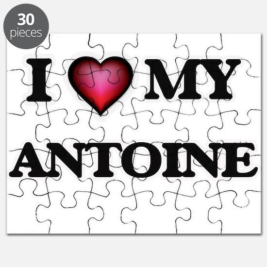 I love Antoine Puzzle