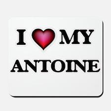 I love Antoine Mousepad