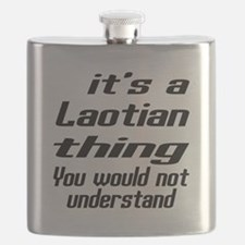 It Is Laotian Thing You Would Not understand Flask