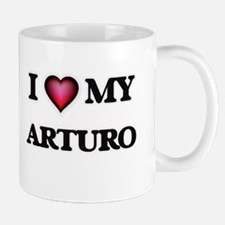I love Arturo Mugs