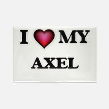 I love Axel Magnets