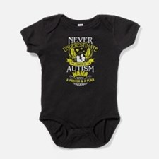 Autism Nana T Shirt Body Suit