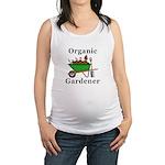 Organic Gardener Maternity Tank Top