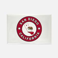 San Diego California Magnets