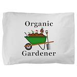 Organic Gardener Pillow Sham