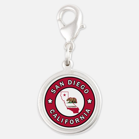 San Diego California Charms