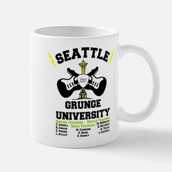 seattle grunge university Mugs