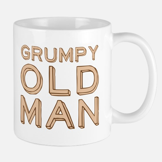 GRUMPY OLD MAN Mugs