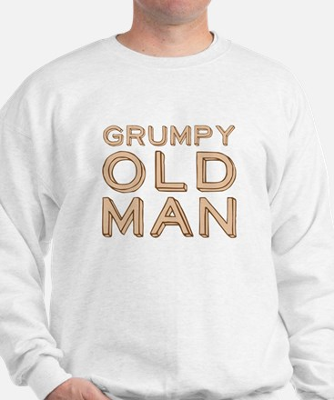 GRUMPY OLD MAN Jumper