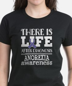 Anorexia Awareness Eating Disorder T-Shirt