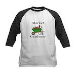 Market Gardener Kids Baseball Jersey