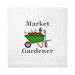 Market Gardener Queen Duvet