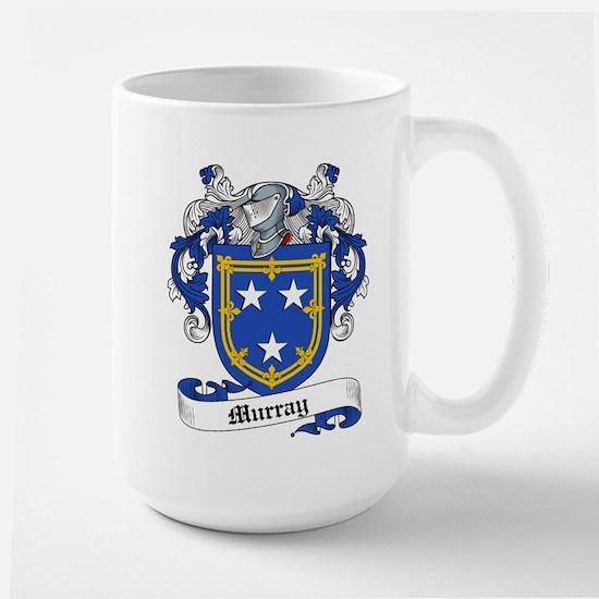 Murray Family Crest Mugs