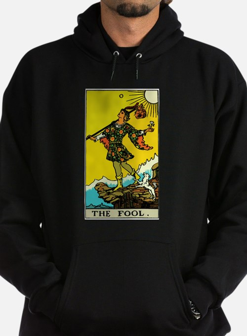 The Fool Tarot Card Sweatshirt