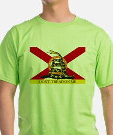Don't Tread on Me Florida T-Shirt