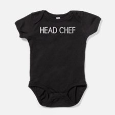 Culinary: Head Chef Baby Bodysuit