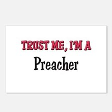 Trust Me I'm a Preacher Postcards (Package of 8)