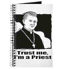 TRUST ME, I'M A PRIEST Journal