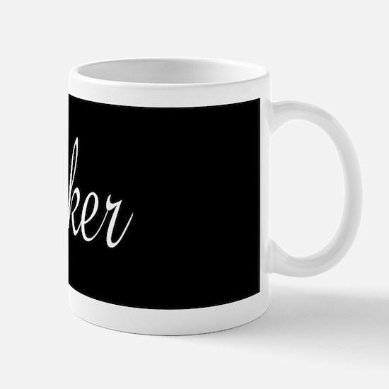 Culinary: Baker (Cursive) Mug