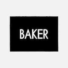 Culinary: Baker 5'x7'Area Rug