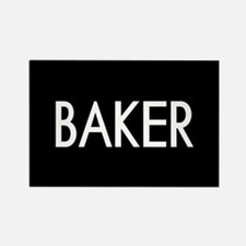 Culinary: Baker Rectangle Magnet (100 pack)