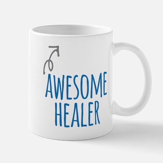 Awesome healer Mugs