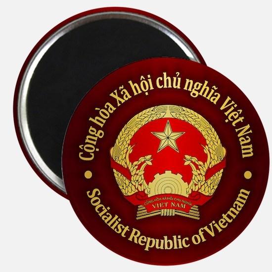 Vietnam Emblem Magnets