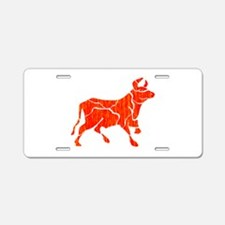 CHARGE Aluminum License Plate