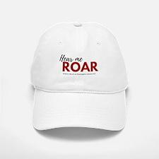 Hear me roar Women's March on Washington Baseball Baseball Cap