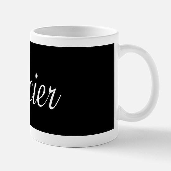 Culinary: Saucier (Cursive) Mug