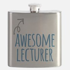 Awesome lecturer Flask