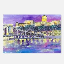 Cool Europe Postcards (Package of 8)